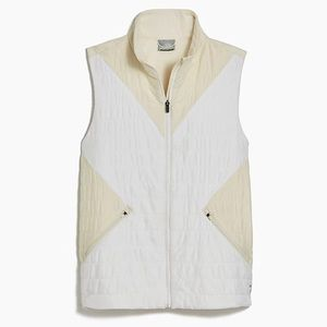 New Balance by J. Crew quilted vest